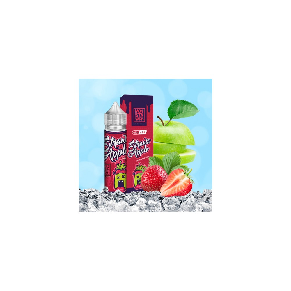 Strawz Apple 50 ml
