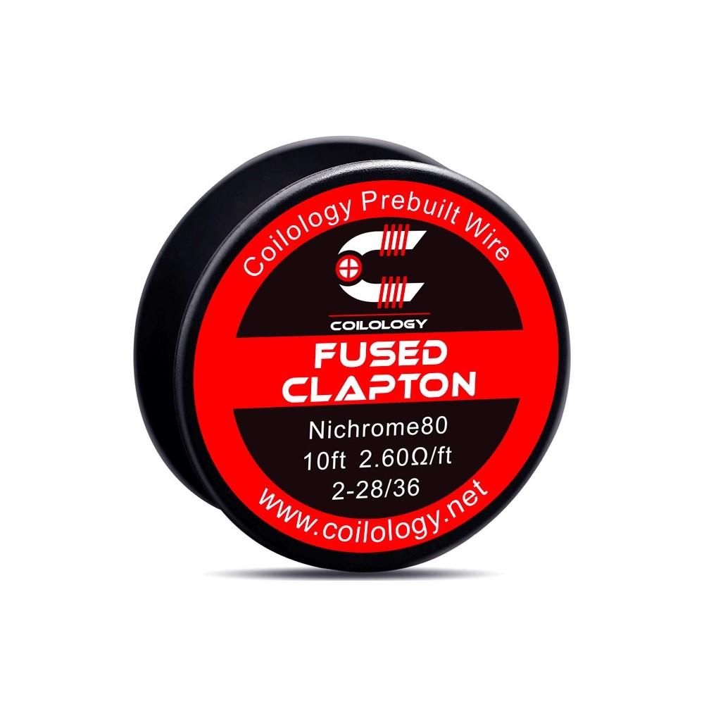 FUSED CLAPTON - COILOLOGY